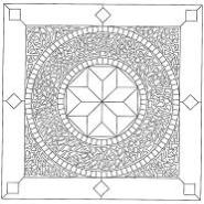 Pattern of Home Page Mosaic