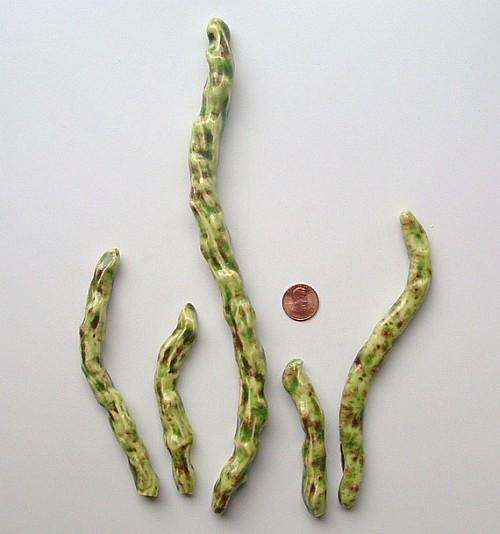 Pistachio Green Seaweed Sticks