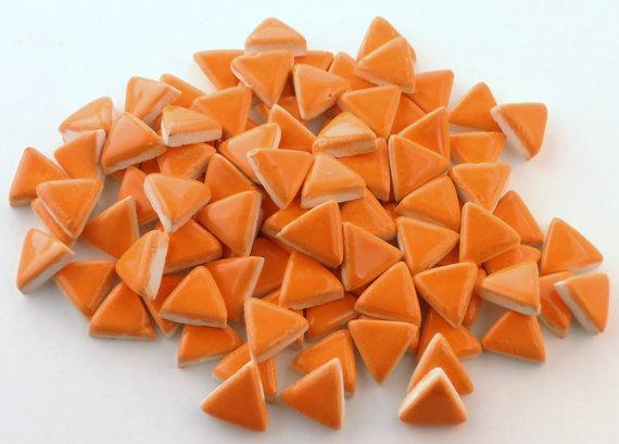 Glossy Neon Orange
