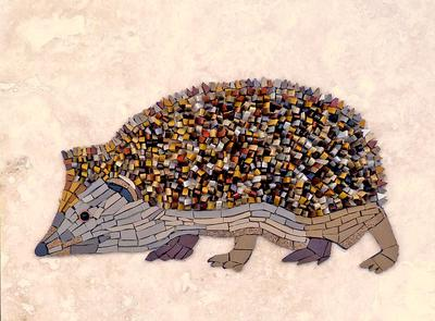 Hedgehog Mosaic