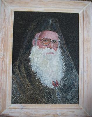 Cretan  Papas (priest)