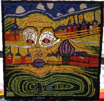 Hundertwasser Irenaland in Smalti