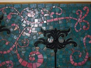 Mosaic Hook Rack