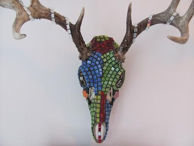 Mosaic Canadian Whitetail Buck