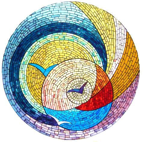 designs for mosaics templates - mosaic commission work