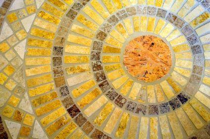 Another beautifull mosaic medaillion