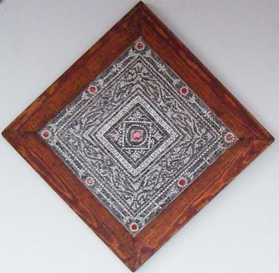 Micro Mosaic Wall Frame