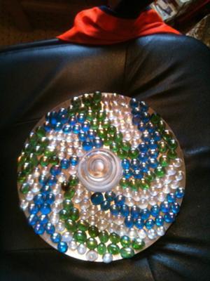 Mosaic Swirls